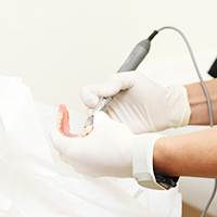 入れ歯(義歯)の作成・調整