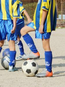 子供サッカー